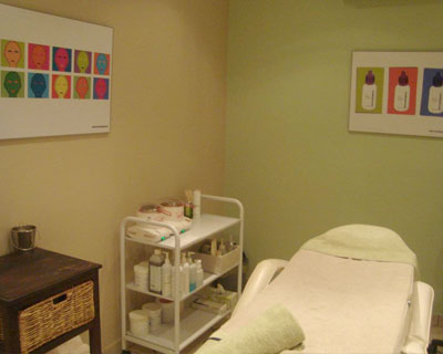 pHure Treatment Room